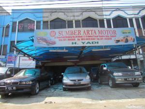Sumber Motor (Showroom Mobil)