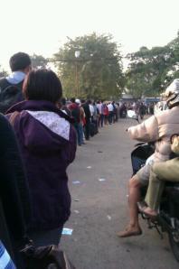 Antrian eTicket Bekasi